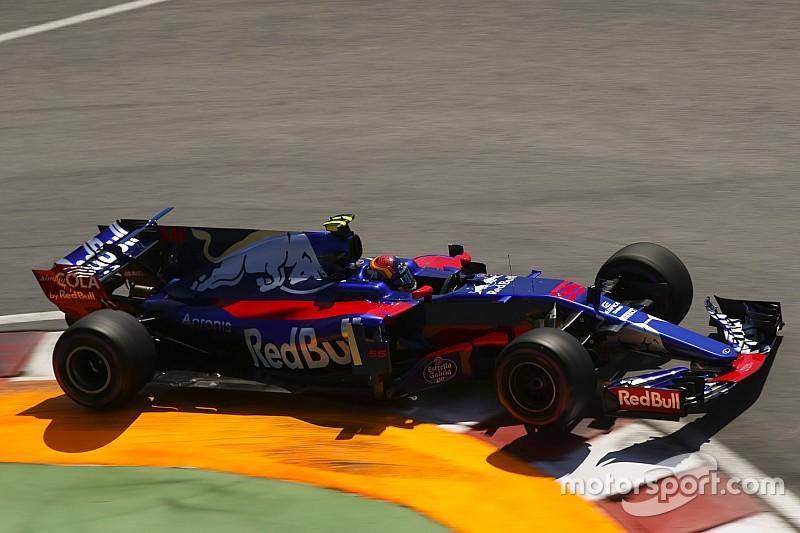 Sainz recibe tres posiciones de sanción para la parrilla de Baku