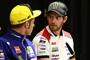 MotoGP-Kollegen staunen über Rossi in Aragon: