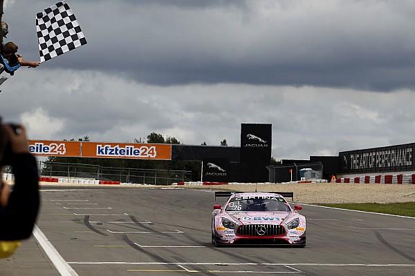 GT-Masters Rennbericht GT-Masters Nürburgring: Mercedes-Sieg mit Auer und Asch