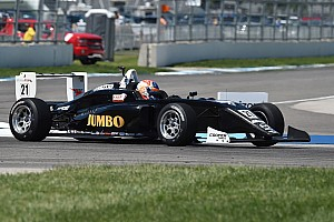 USF2000 Race report Road America USF2000: VeeKay conquers as Askew fades