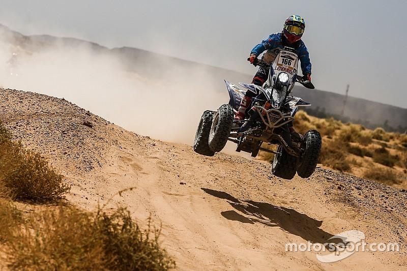 Nicolás Cavigliasso gana su primer raid en el Rally Merzouga