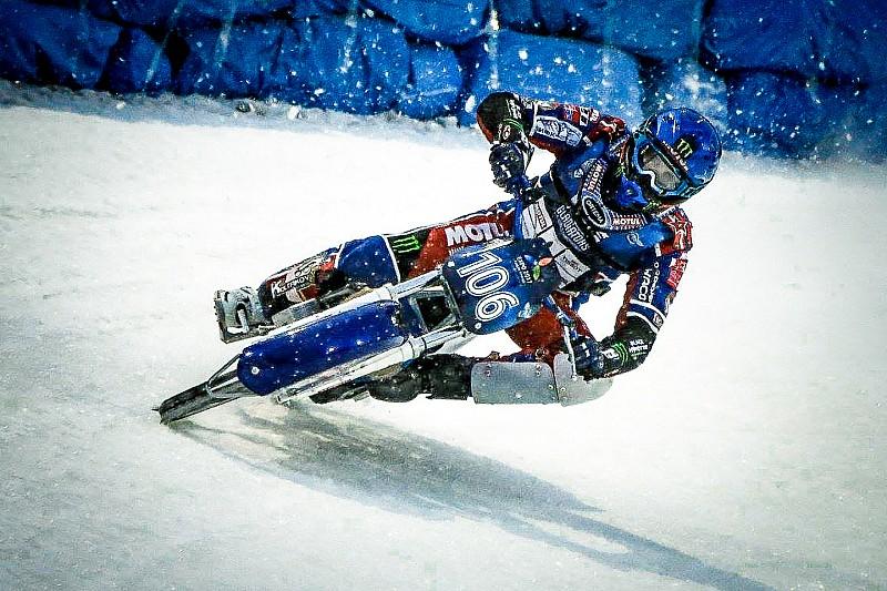 «Самое важное – это шипы!» Интервью с лучшим ледовым мотогонщиком мира