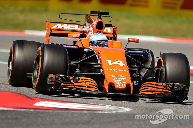 Startplatz 7 für Fernando Alonso bei F1-Heimspiel 2017 in Spanien