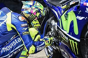 MotoGP Actualités Valentino Rossi aura un nouveau design de casque en 2018