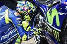 MotoGP Rossi in 2018 met nieuw helmontwerp