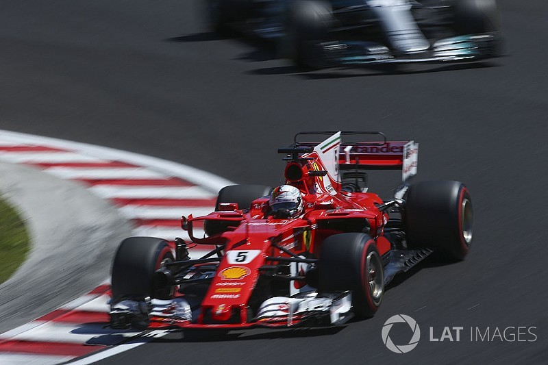 Mercedes: Ferrari просто підходить ця траса