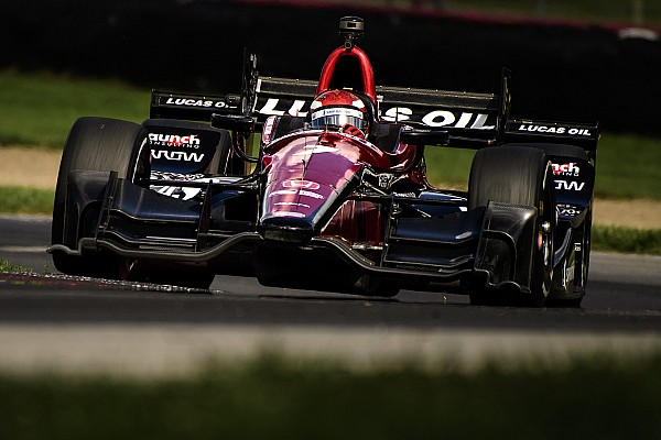 IndyCar 速報ニュース 【インディカー】アレシン、チーム離脱決定。LMP1プログラムに集中