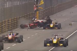 Formula 1 Breaking news Kecelakaan di Makau ikut dipertontonkan saat presentasi Halo