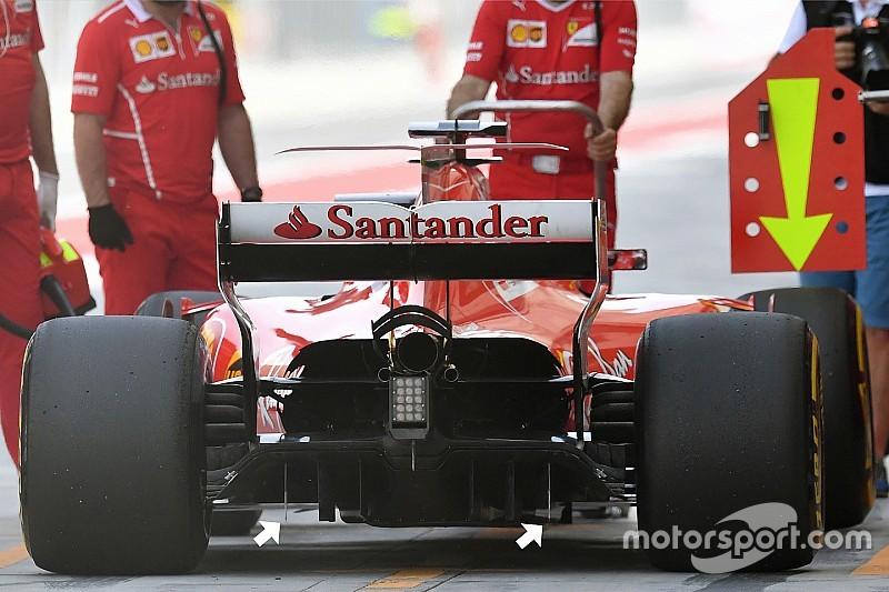 Formel-1-Technik: Das testeten die Teams in Bahrain