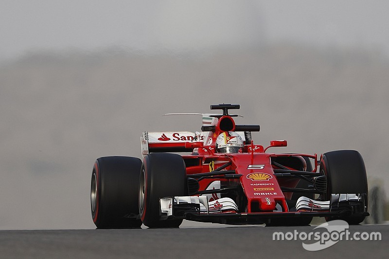 Garage power cut added to Ferrari's test troubles