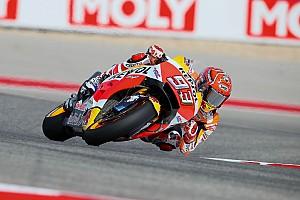 MotoGP Breaking news MotoGP Amerika: Marquez pimpin FP2, Zarco gusur Vinales