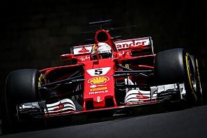 Formel 1 Reaktion Sebastian Vettel: F1-Qualifying in Baku
