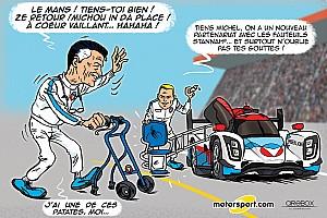 24 heures du Mans Contenu spécial L'humeur de Cirebox - Michel Vaillant, le retour!