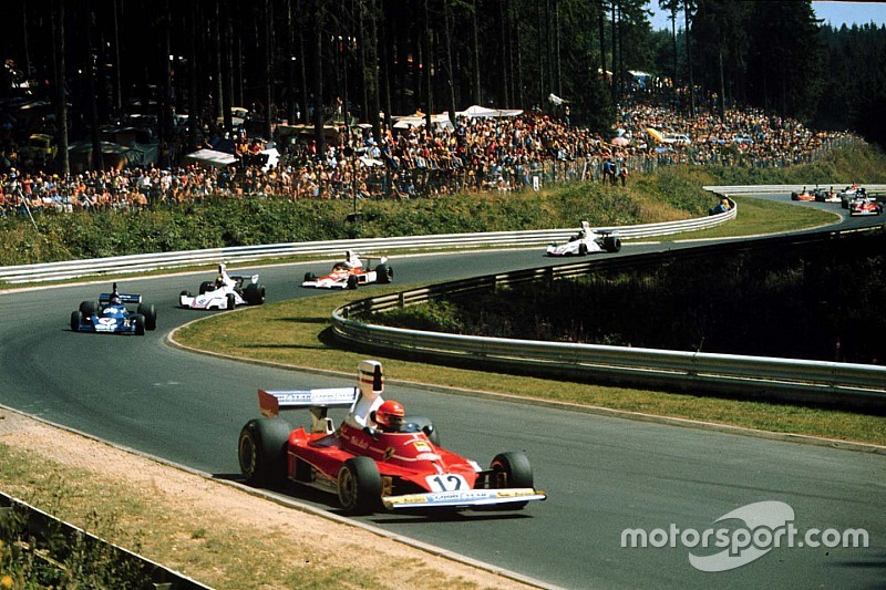 How F1's most feared track has hit the big screen