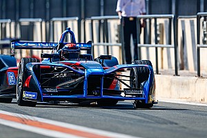 Formule E Nieuws Versnellingsbakproblemen treffen rijderstest Venturi