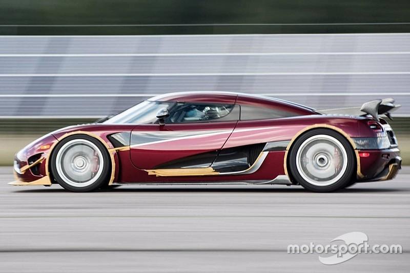 Bugatti's record verbroken: Koenigsegg is sneller