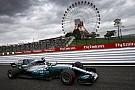 F1日本GP FP3速報:クラッシュのボッタス首位。メルセデスが1-2