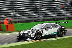 BES Ultime notizie Lexus nelle Blancpain GT Series con 2 vetture affidate a Emil Frey Racing