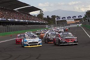 NASCAR Mexico Reporte de la carrera NASCAR México debutó con su nuevo formato