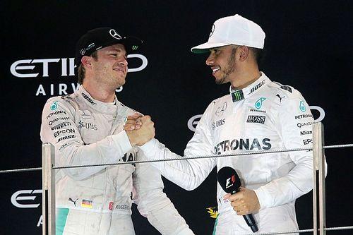 Mercedes не могла уладить конфликт Росберга и Хэмилтона. Вольф объяснил причину