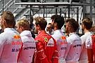 La parrilla de Fórmula 1 para 2018: pilotos y equipos