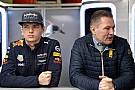 Formule 1 Le clan Verstappen a