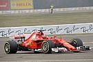 Nagyszerű felvétel, ahogy Raikkönen nyomja az új Ferrarinak (videó)