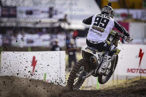 Mondiale Cross MxGP Ultime notizie Max Anstie costretto a saltare il GP del Trentino di MXGP