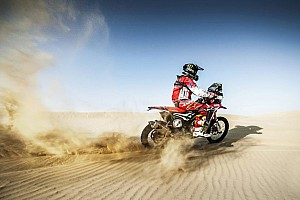 Cross-Country Rally Etap raporu Abu Dhabi Desert Challenge'ın ilk ayağı tamamlandı