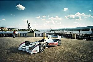 Formule E Interview La Formule E en Suisse ? Le contrat porte sur 9 ans