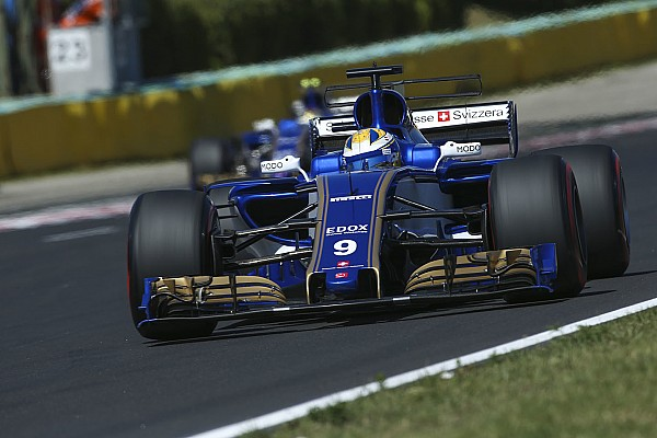Ericsson to take grid penalty after gearbox change