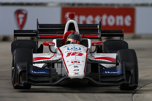 Gutiérrez seguirá en IndyCar hasta final de temporada