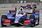 IndyCar IndyCar: Az andrettisek kisajátították az első sort a második detroiti időmérőn