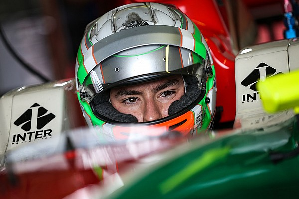 Spa F3.5: Force India's Celis scores maiden win in Race 1