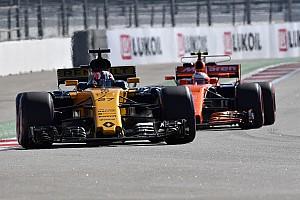 Formule 1 Nieuws Hülkenberg niet tevreden na trainingen in Sochi