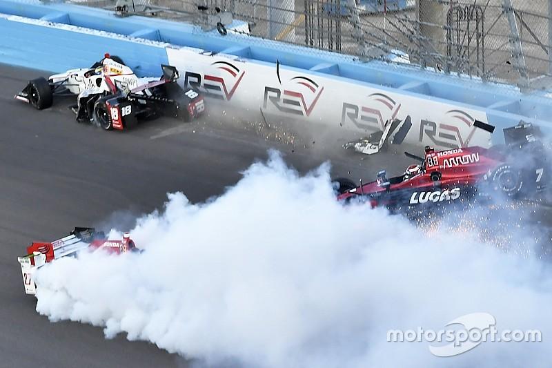 A hard lesson for wannabe IndyCar mechanics