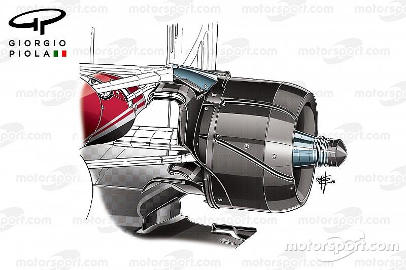 Технічний аналіз: компроміс Ferrari між аеродинамікою та охолодженням