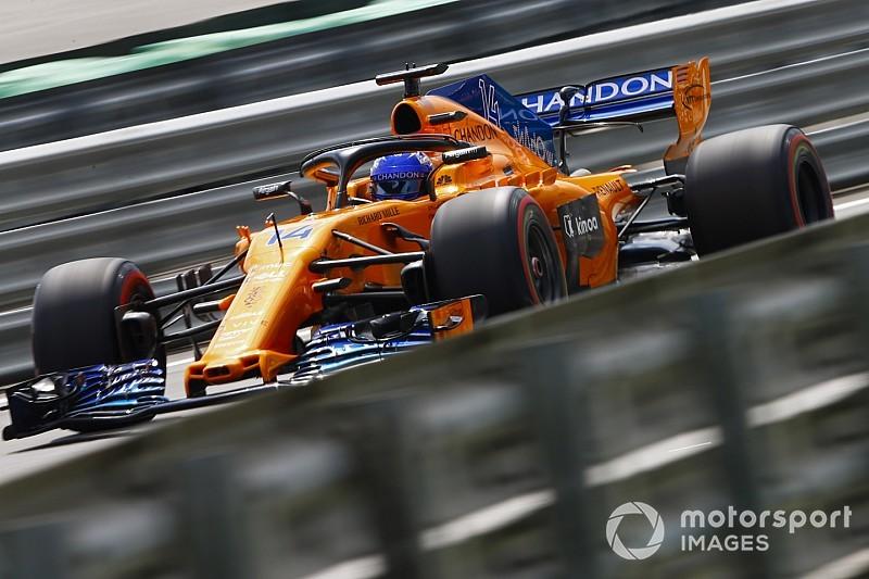 Alonso: Puan için kaotik bir yarışa ihtiyacımız var