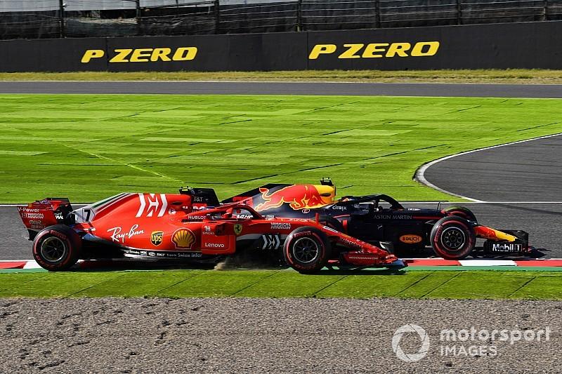 Hakkinen: Verstappen, Raikkonen temasından ötürü kendisini suçlamalı