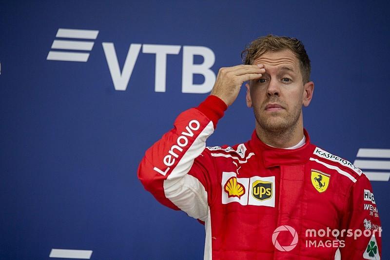 Briatore cree que la obsesión de Vettel por ganar carreras lo afectó en el campeonato