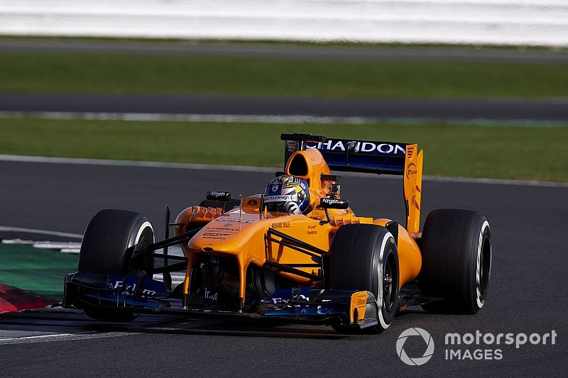 Ticktum a fait son premier test en F1