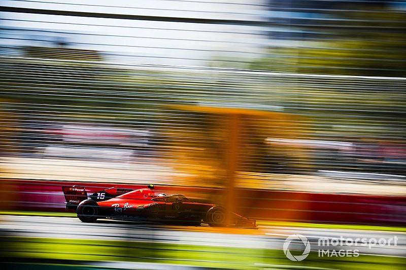 """Leclerc: """"Nincs ok a pánikra a Ferrari miatt"""""""
