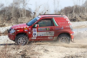 Suzuki vittoriose all'Italian Baja di Primavera con Codecà, Toffoli, Lichini e Bosco