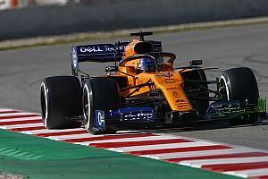 McLaren, Sainz ambizioso: