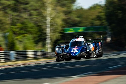 "Thomas Laurent et Alpine : ""Il n'y a pas de favori en LMP2"""