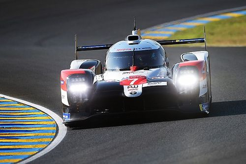 Le Mans 24h: Toyota dominates first qualifying session