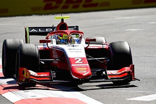 Sochi F2: Piastri vuelve a dominar en clasificación