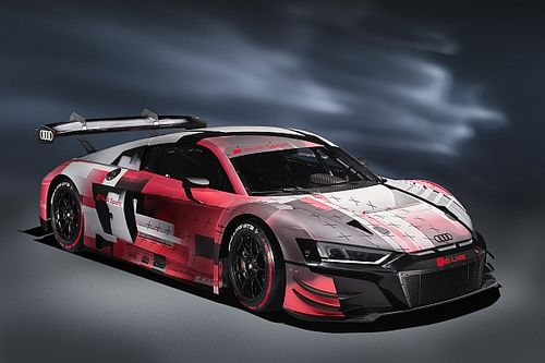 Audi to introduce upgraded R8 LMS GT3 for 2022