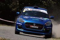 Suzuki Rally Cup: alla Targa Florio va in scena il terzo round