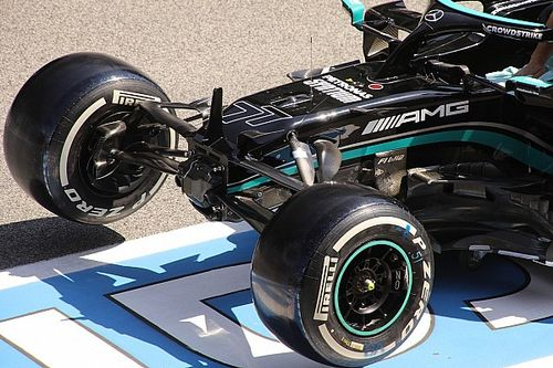 Spanish GP: Best F1 2021 technical images from Barcelona